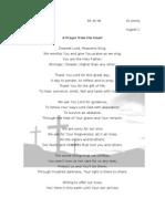 RS 35 prayer