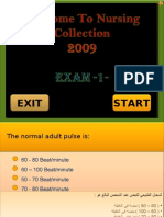 Nursing Exam1