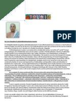 SriU.ve.OragadumLakshmiNarasimhachar Swami