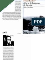 Kolstov, M. -  Diario de la guerra de España.pdf