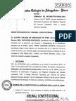 Demanda de Inconstitucionalidad contra Ley 29849 eliminación progresiva CAS