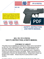 KelTec PF9 Manual