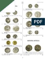 monedas grigas