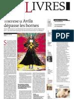 Supplément Le Monde des livres 2012.12.21