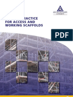EN 12811-1 Scaffold Access & working platforms