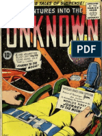 Adventures Into the Unknown-95th Issue Vintage Comic