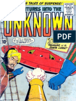Adventures Into the Unknown-96th Issue Vintage Comic