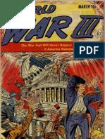 World War 3-1st Issue Vintage Comic
