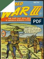 World War 3-2nd Issue Vintage Comic