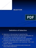 Selection 4 Arc Hrm