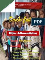 HIJOS ALIMENTISTAS-DERECHO CIVIL-ULADECH PIURA-AYALA TANDAZO EDUARDO 2012