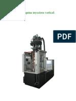 Máquina Inyectora Vertical