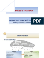 Business Strategy- Part 1 and 2