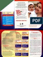 brosur imunisasi