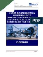 Curso de Operación & MantenimientoConveyors Antamina Perú 2011