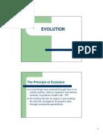 Pal Chap 5 Evolution