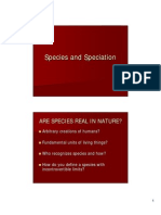 Pal Chapter 3 Species and Speciation
