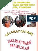 Taklimat Waris 2013 Share