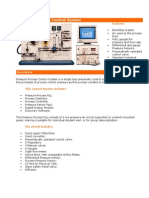 Pressure Process Control System
