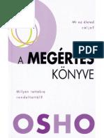 33554451 Osho Megertes Konyve