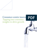 US CP Consumer Centric Innovation POV 2009(1)