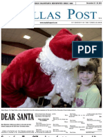 The Dallas Post 12-23-2012