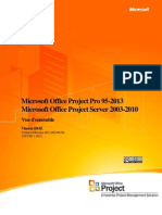 MS Office Project.