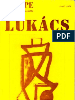 Georg Lukacs in Memoriam Hanns Eisler
