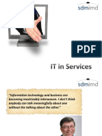 IT in Services