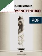 Marion Jean Luc - El Fenomeno Erotico
