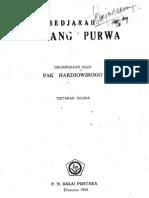 5.Pak Hardjowirogo - Sedjarah Wajang Purwa