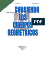 Descubriendo los cuerpos geométricos