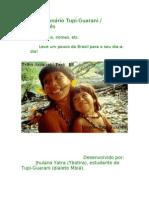 DICIONÁRIO TUPI-GUARANI