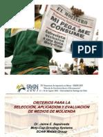 Jaime Supulveda - Entrevista a Una Bola Moly Cop