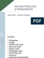 Anfis Sistem Saraf