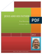 Jesus and His Father
