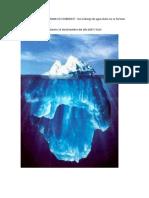 Donde y Como Se Forman Los Icebergs