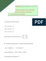 funzioni matematica, svolte
