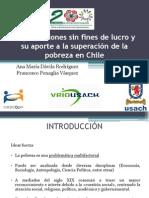 Organizaciones sin fines de Lucro y su aporte a la superación de la pobreza en Chile
