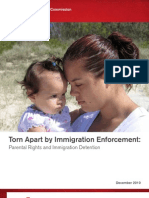 Torn Apart by Immigration Enforcement