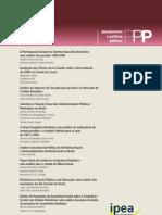 Revista Planejamento e Politicas Publicas