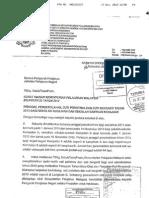Surat Siaran KPM Bil 33 Tahun 2012