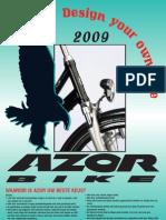 supplier - azor 2009 catalogue