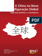 A China na Nova Configuracao Global