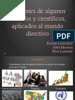 Presentacion ADE (Eloi, Ferran, Abel) Final