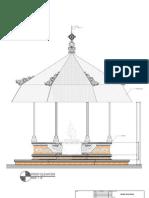 First Tulasi Temple Designs