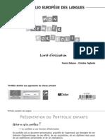 Utilisation Portfolio Primaire
