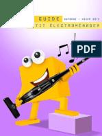 Guide du Petit Electroménager Axtem Automne-Hiver 2012-2013