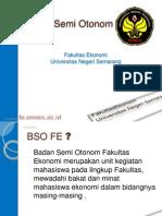 Badan Semi Otonom FE
