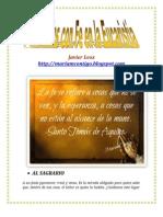 7 MIRADAS CON FE EN LA EUCARISTÍA - ALIANZA DE AMOR
